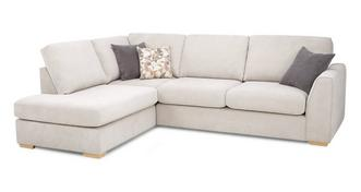 Eleanor Right Arm Facing Open End Corner Sofa