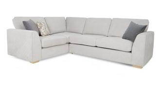 Eleanor Right Hand Facing Deluxe Corner Sofa Bed