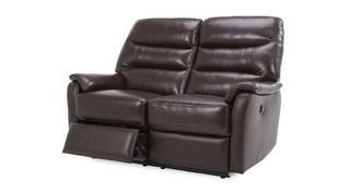 Elegant 2-zits elektrische recliner