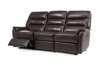3-zitter handbediende recliner Select