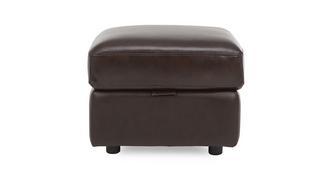 Elegant Storage Footstool
