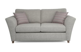 Eliana Formal Back Large 2 Seater Deluxe Sofa Bed Eliana