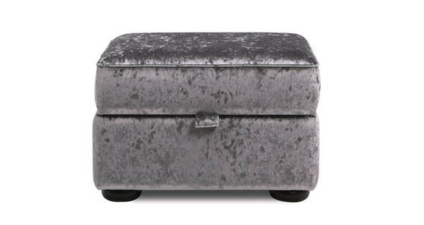 Eliza Storage Footstool