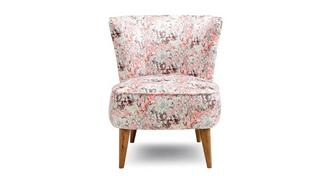 Ella Pattern Accent Chair