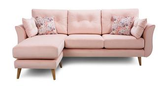 Ella 4 Seater Lounger Sofa