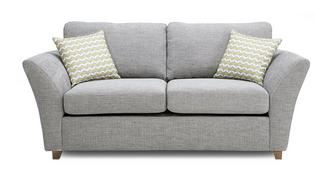 Ellaria Large 2 Seater Formal Back Sofa Bed