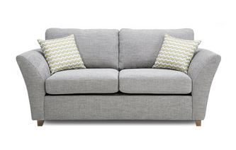 Large 2 Seater Formal Back Sofa Bed Ellaria