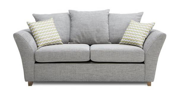 Ellaria Large 2 Seater Pillow Back Sofa Bed