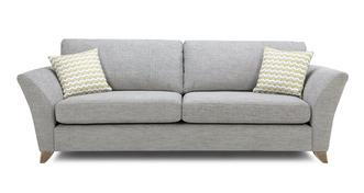Ellaria 4 Seater Formal Back Sofa