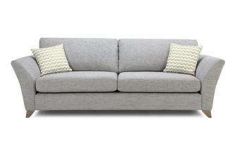 4 Seater Formal Back Sofa Ellaria