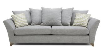 Ellaria 4 Seater Pillow Back Sofa