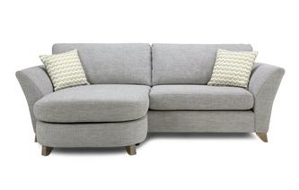 4 Seater Formal Back Lounger Ellaria