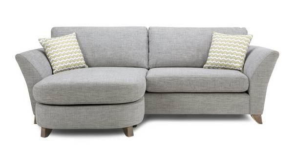 Ellaria 4 Seater Formal Back Lounger