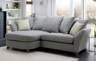 Ellaria 4 Seater Pillow Back Lounger Ellaria