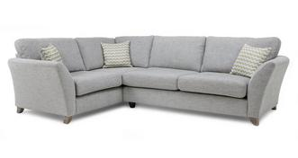 Ellaria Right Hand Facing 3 Seater Formal Back Corner Sofa