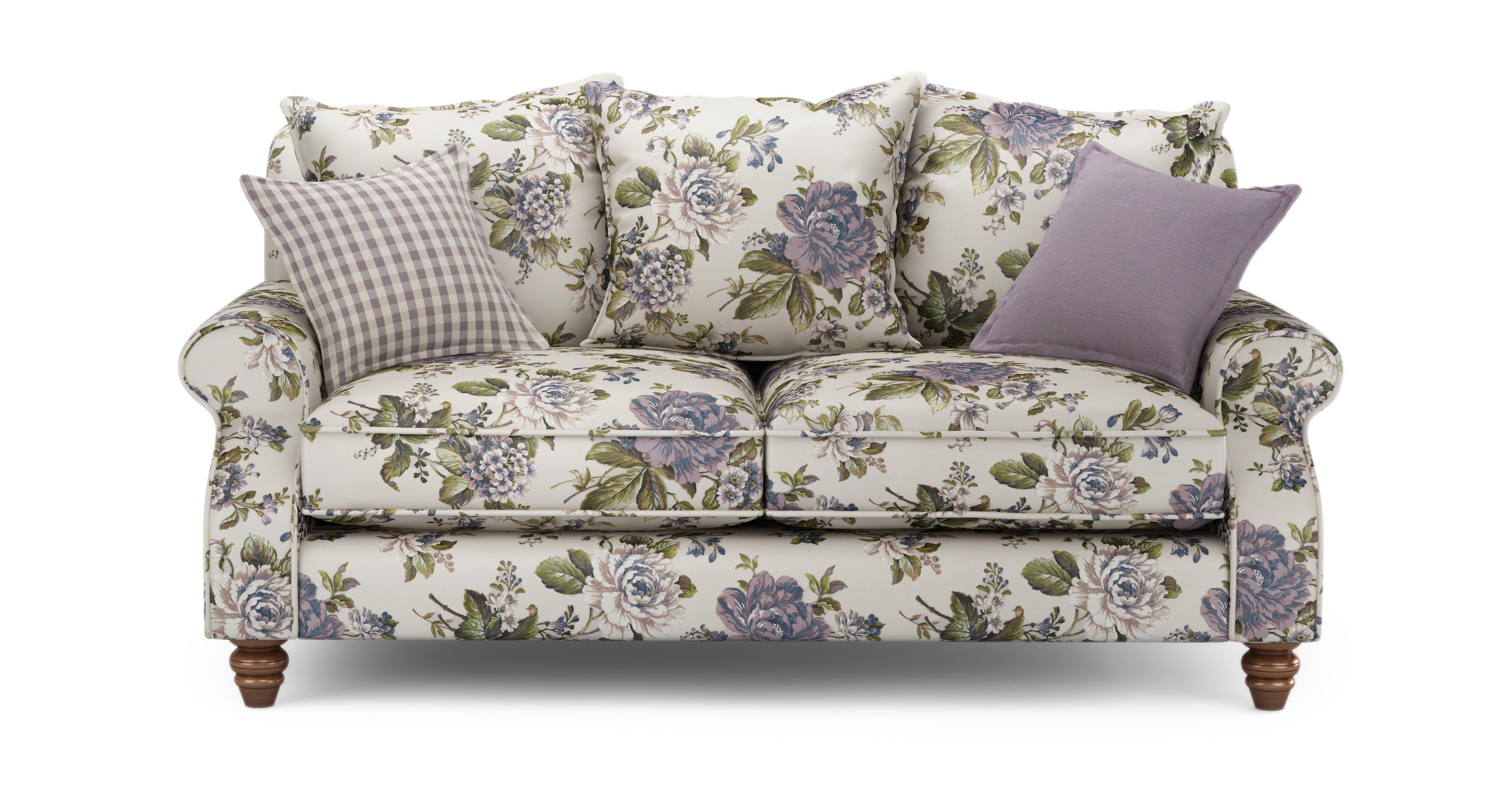 Ellie Floral 2 Seater Sofa Ellie Floral Dfs Ireland