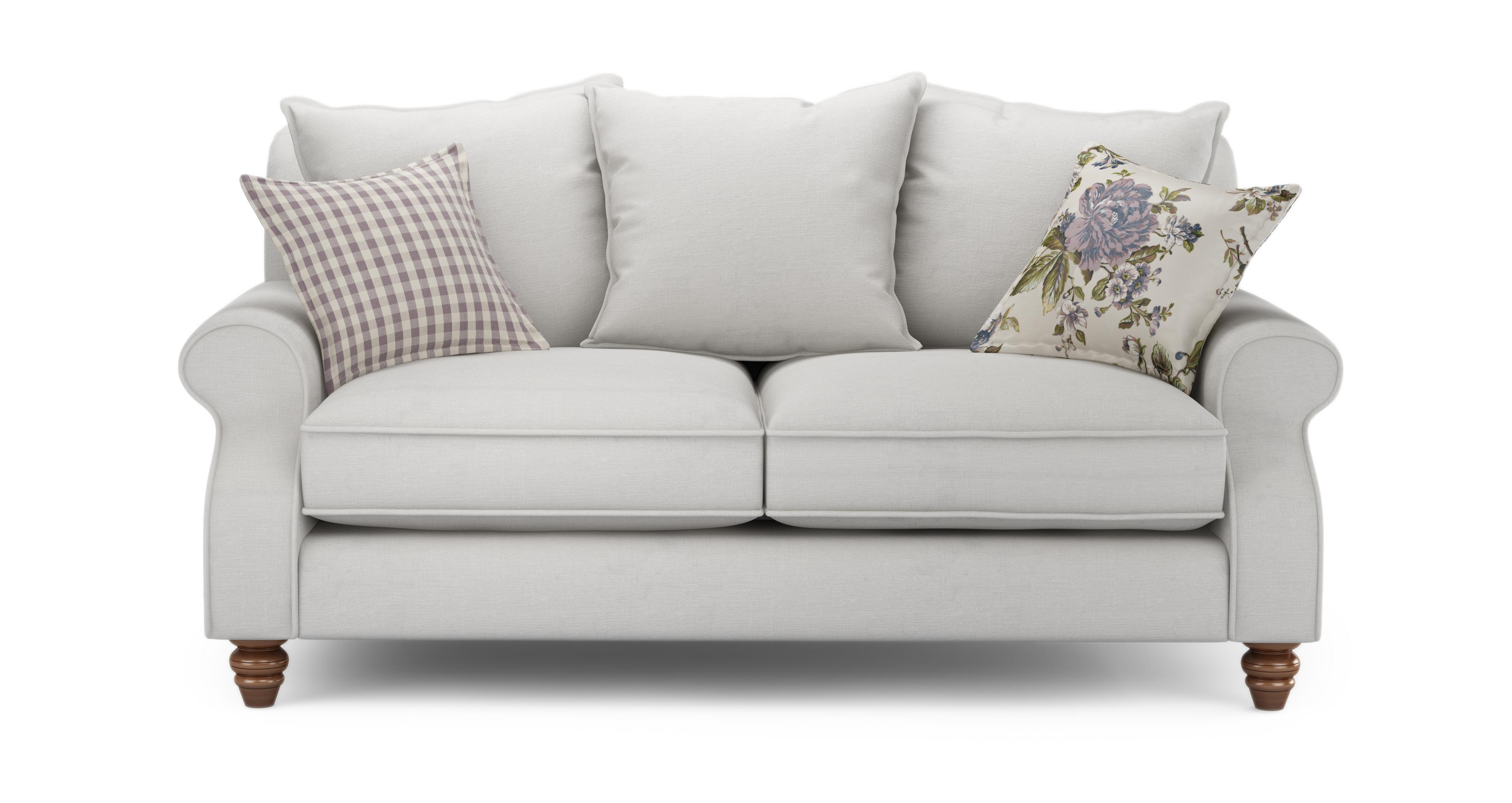 Terrific Ellie Plain 2 Seater Sofa Caraccident5 Cool Chair Designs And Ideas Caraccident5Info
