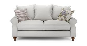 Ellie Plain 2 Seater Sofa