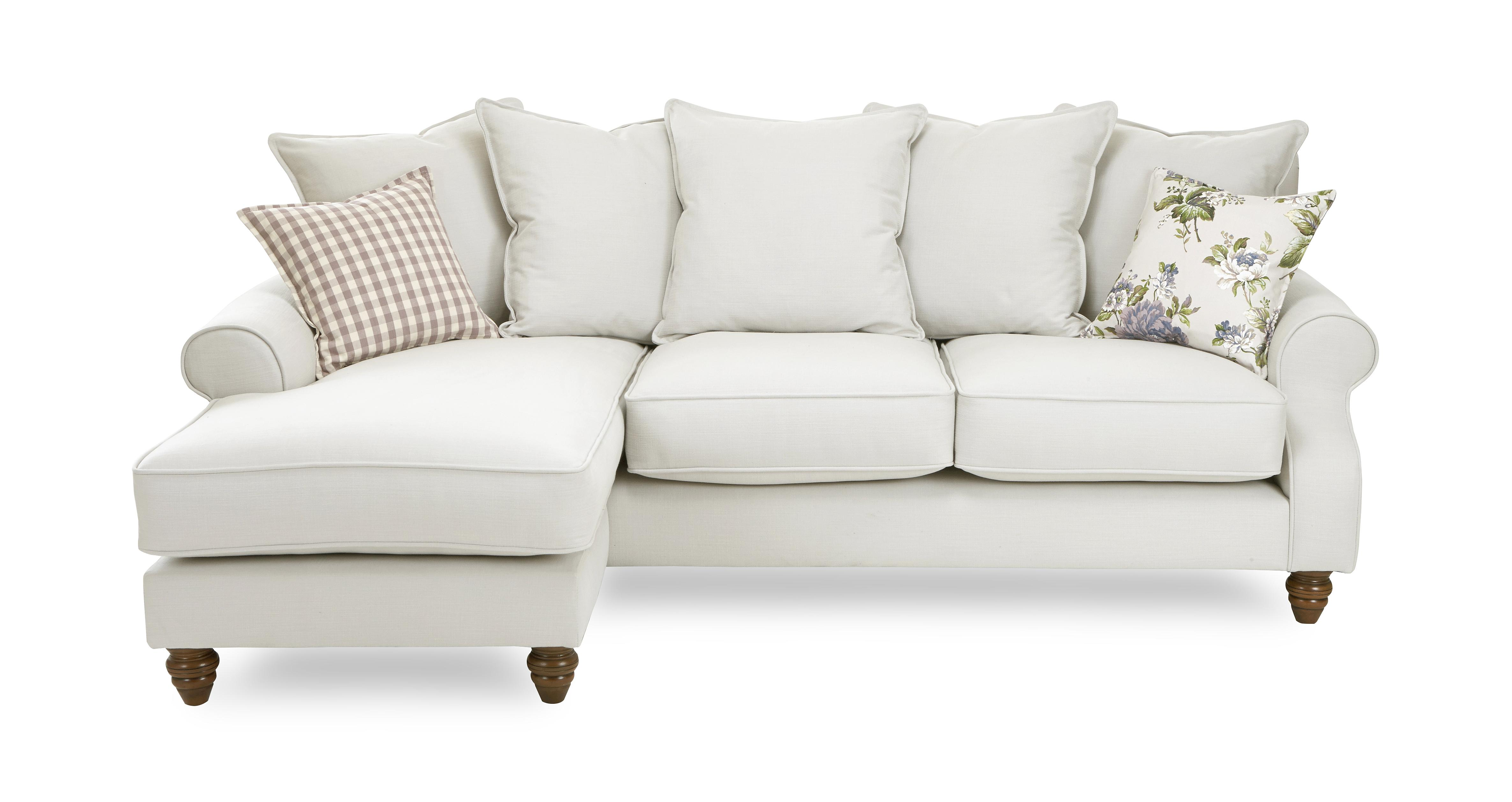 Ellie plain left hand facing 4 seater chaise end sofa for 4 seater chaise sofa
