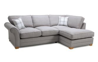 Etonnant Quick View Plain Left Hand Facing Arm Formal Back Corner Sofa Arran