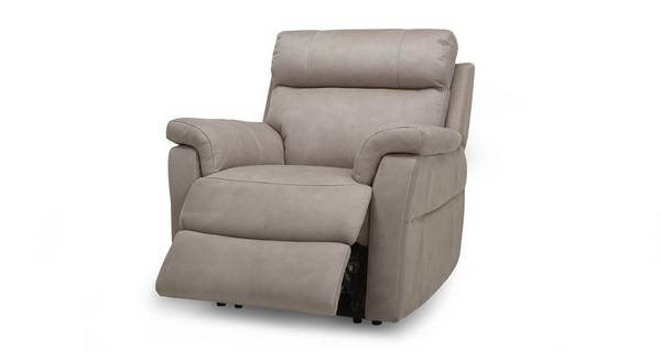 Ellis Fabric Electric Recliner Chair