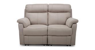 Ellis 2-zitter handbediende recliner