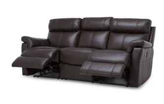 3 Seater Manual Recliner Essential