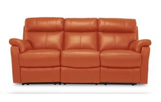 Ellis 3 Seater Manual Recliner Essential