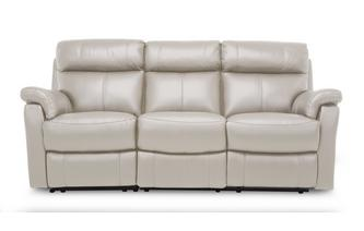 Ellis 3 Seater Electric Recliner Essential