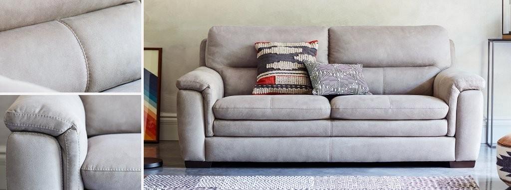 Sensational Elm 3 Seater Sofa Download Free Architecture Designs Momecebritishbridgeorg