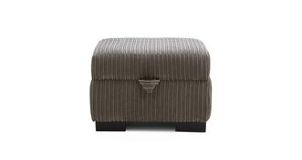Elmore Storage Footstool