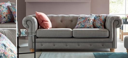 Elodie statement sofa