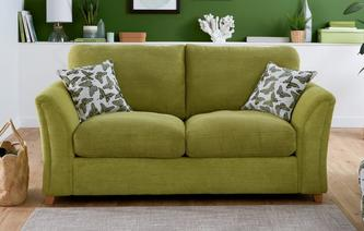 Eloise Formal Back 2 Seater Sofa Bed Eloise