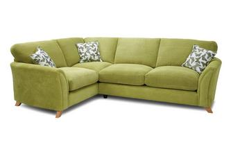 Formal Back Right Hand Facing 3 Seater Corner Sofa Eloise