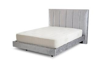 Double Bedframe with USB Elora