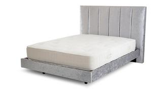 Elora King Size (5 ft) Bedframe with USB