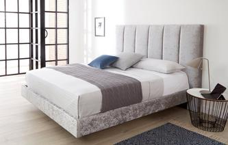 Elora King Bedframe with USB Elora