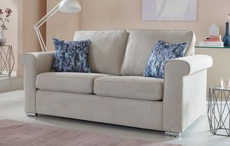 Elsie 2 Seater Sofa Bed Plaza