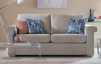 Elsie 3 Seater Sofa Plaza