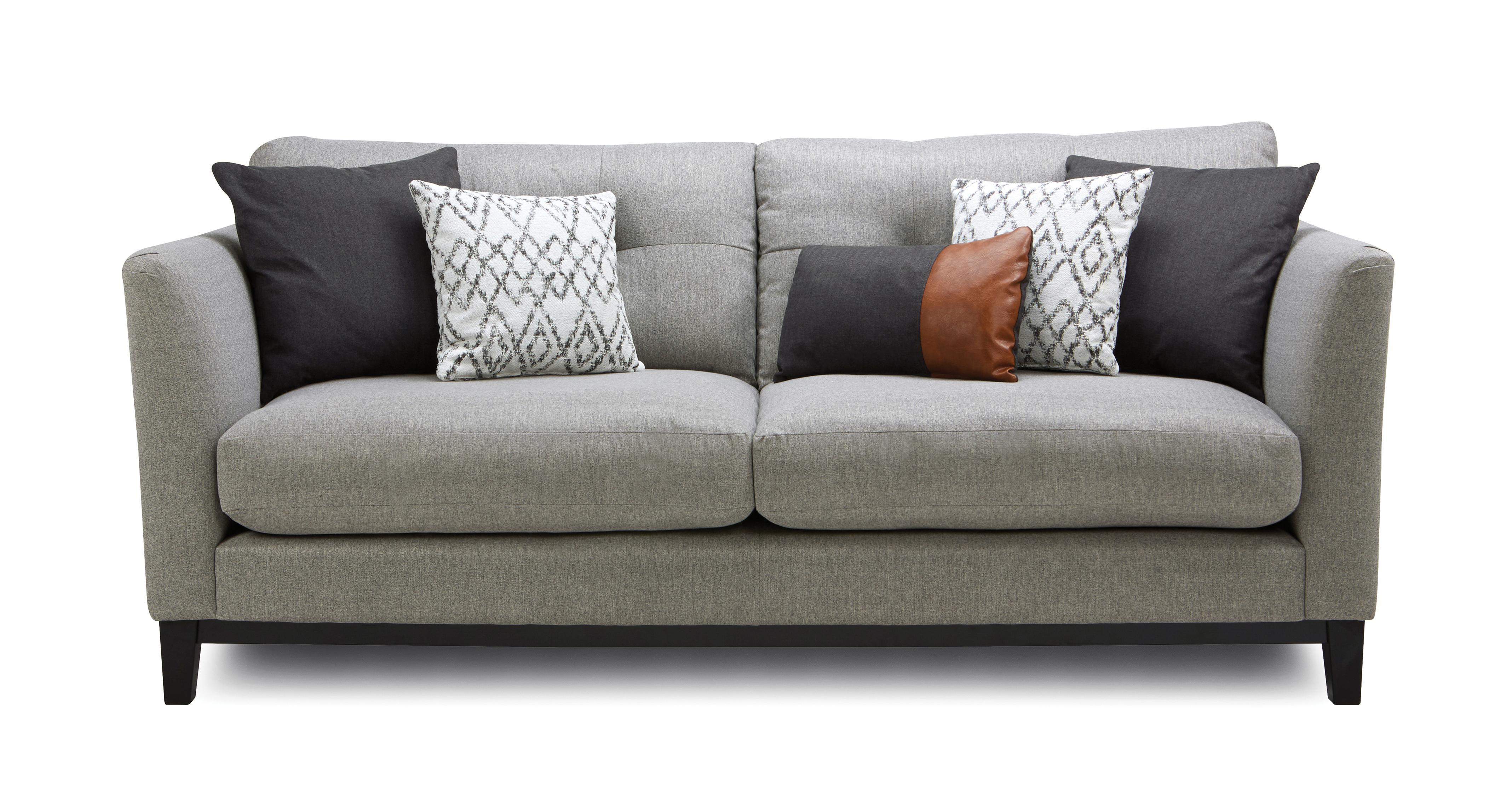 elva 4 seater sofa dfs. Black Bedroom Furniture Sets. Home Design Ideas