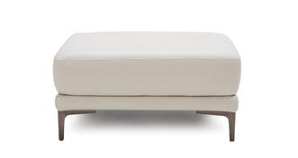 Embrace Rectangular Footstool