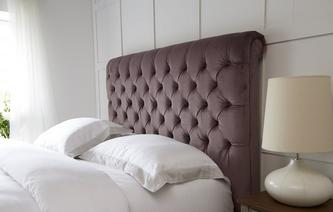 Empress 4 ft 6 Headboard Asti