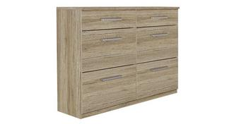 Encore 6 Drawer Chest