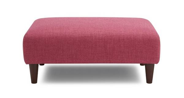 Endo Banquette Footstool