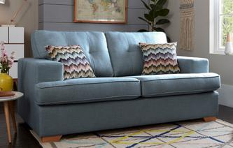 Enzo Large 2 Seater Sofa Bed Revive