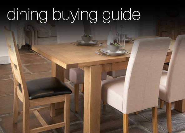 Dining Buying Guide