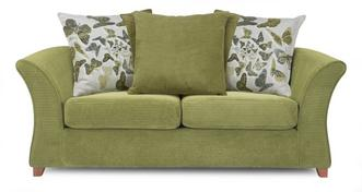 Escape 2 Seater Pillow Back Sofa Bed