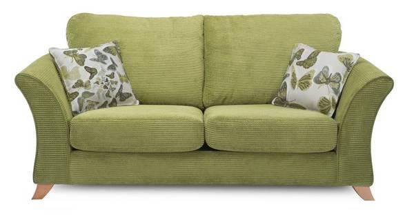 Escape 2 Seater Formal Back Sofa