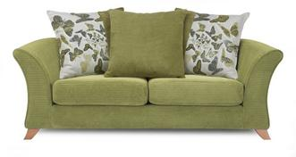 Escape 2 Seater Pillow Back Sofa