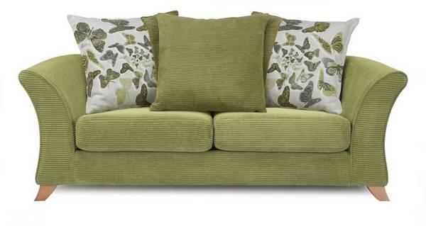 Escape 2 Seater Pillow Back Sofa